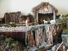 Szopka Bożonarodzeniowa 2013 w Zagwiździu.jpeg